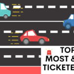 Auto Insights: The Most & Least Ticketed Vehicles