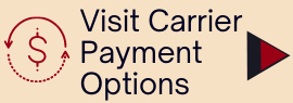 automatic payments - carrier option button