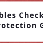 Protection Checklist for Your Valuables